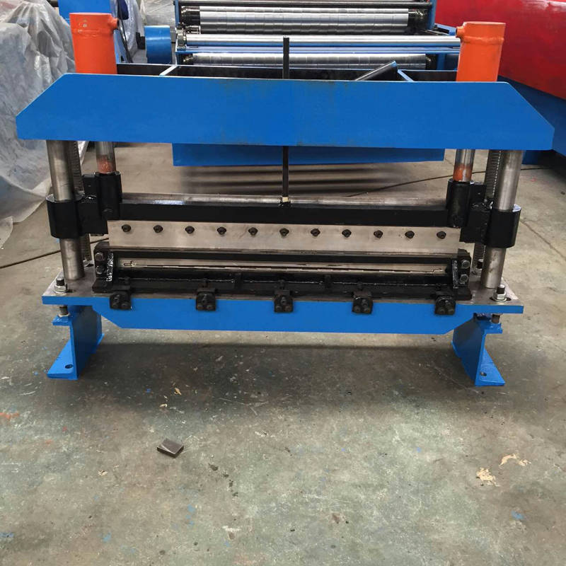 Combo Roll Forming Machine Double Layer Roll Forming Machine4
