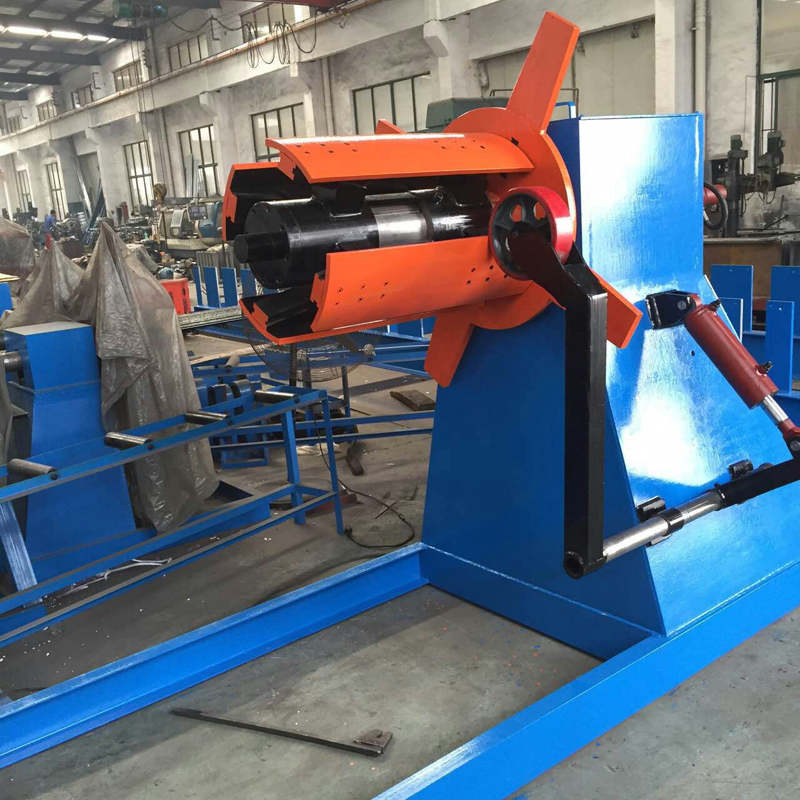 Combo Roll Forming Machine Double Layer Roll Forming Machine5