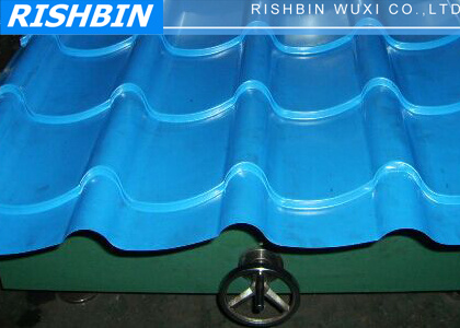 Roof Tile Roll Forming Machine4