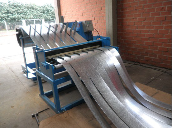 Simple Steel Slitting Line3