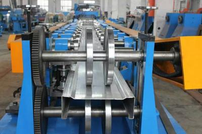 Heavy Diluir (Heavy Duty) Purlin Roll Forming Machine